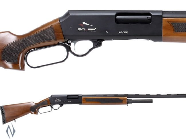 Adler A110 shotgun that is currently illegal in Australia. Source: NOIA