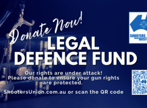 Our legal defence fund is working hard